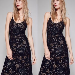 Free People x Jen's Pirate Booty Gaudi Slip Dress